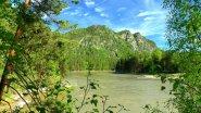 Горный Алтай. Река Катунь