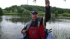 Душевная рыбалка по голавлю 2018