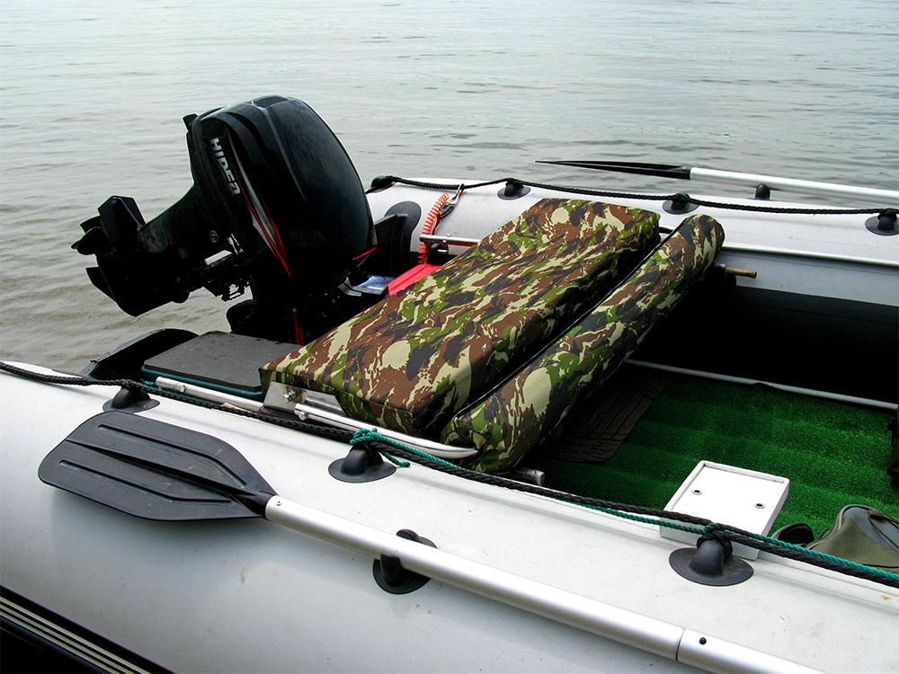 Тюнинг надувных лодок пвх картинки