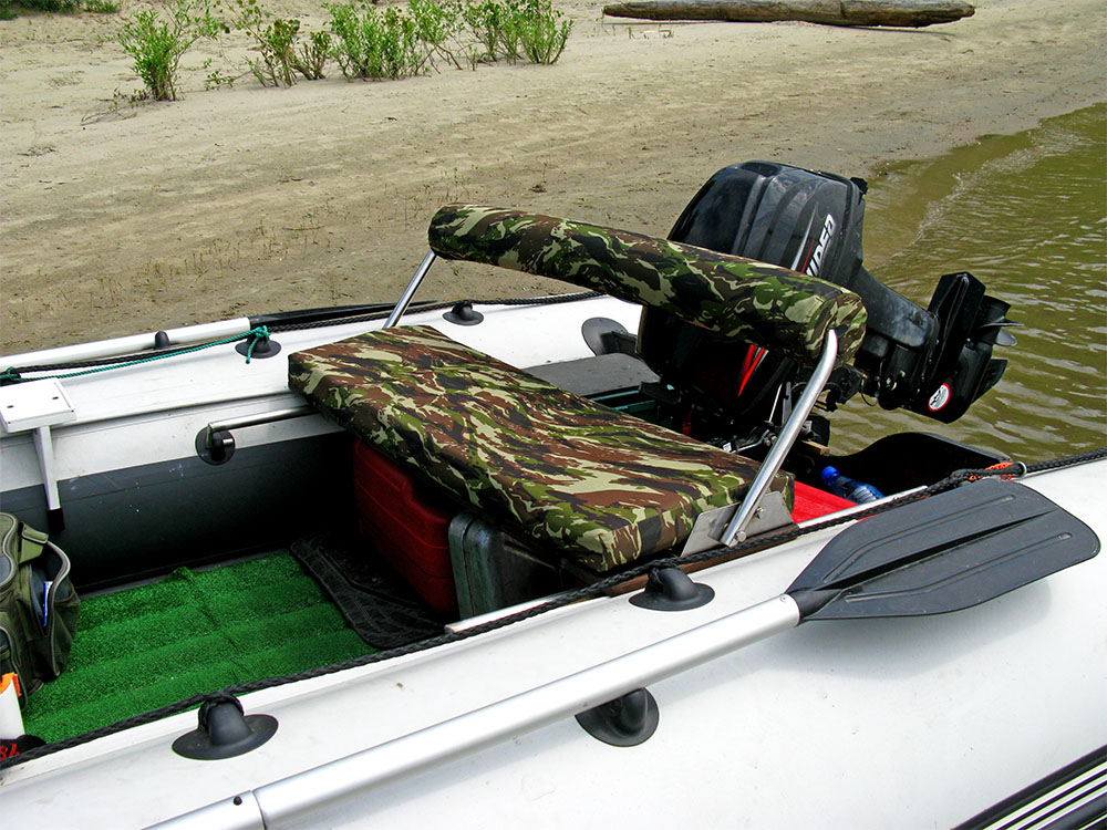 сиденье в пвх лодку