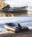 Лодка ПВХ NorthSilver MX-360