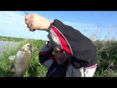 Ловля карася на реке чулым просто супер рыбалка на спиннинг как всегда радует