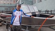 Самый «дешёвый» катер для рыбалки. 500 тысяч - не предел!