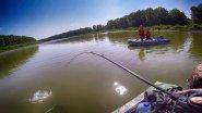 Заблудившись в тумане и нашли волшебную протоку с рыбой!Рыбалка на ОБИ июль-2018