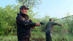 Рыбалка с братом/щука летом в траве/ AikoLand TV