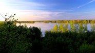 Рассвет на слиянии рек Бия и Катунь