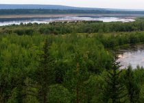 Вилюй - река северная.