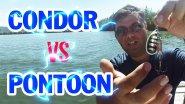 Битва рыболовных приманок! Condor против Pontoon