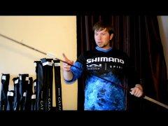 Обзор всех спиннингов Shimano Catana EX