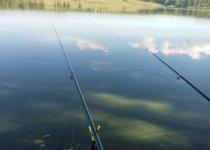 Озеро в Ложке