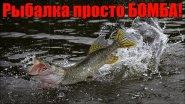 Рыбалка просто БОМБА