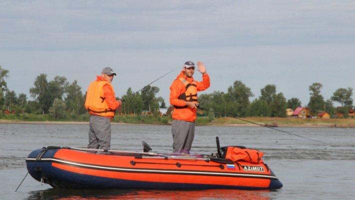 В Новосибирске пройдет Кубок области по ловле на спиннинг с лодок. Осталась неделя, успей зарегистрироваться!
