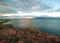 озеро Урег, Западная Монголия