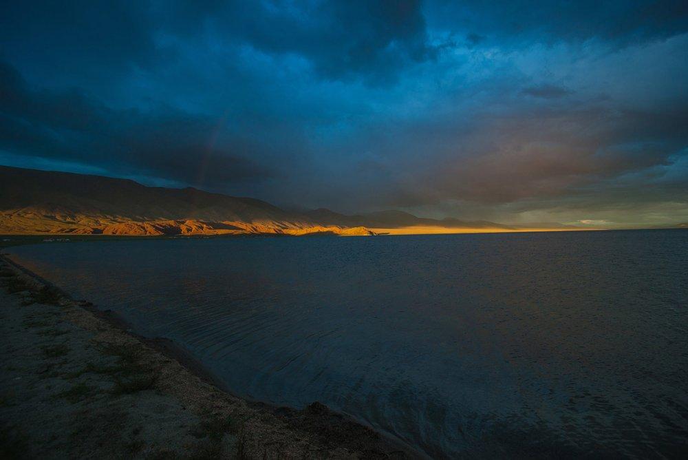 озеро Толобо Нуур, Западная Монголия