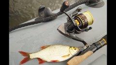Рыбалка с комплектом Stinger INNOVA Ultralight