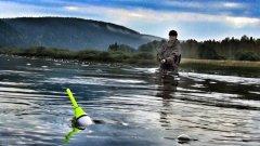 Рыбалка На Поплавок с Женой 100% Убойная Оснастка