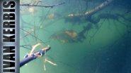 Отвал башки!😵 Подводная охота на Красноярском водохранилище, открытие сезона 2018🐟.