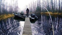 Рыбалка 2в1 (акция чёрной пятницы)