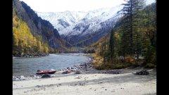 Любимая река - Саянская Ока