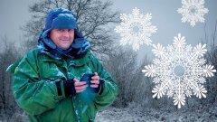 Рыбалка на донку в снегопад. В ожидании льда