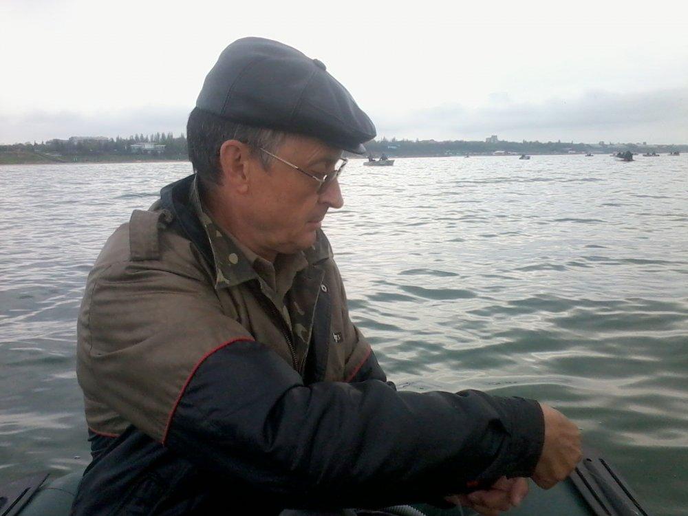 Весенняя рыбалка на Азовском море