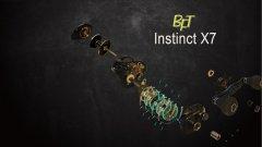 Лучшая низкопрофильная мультипликаторая катушка для джерка и хэви джига? обзор на BFT instinct X7