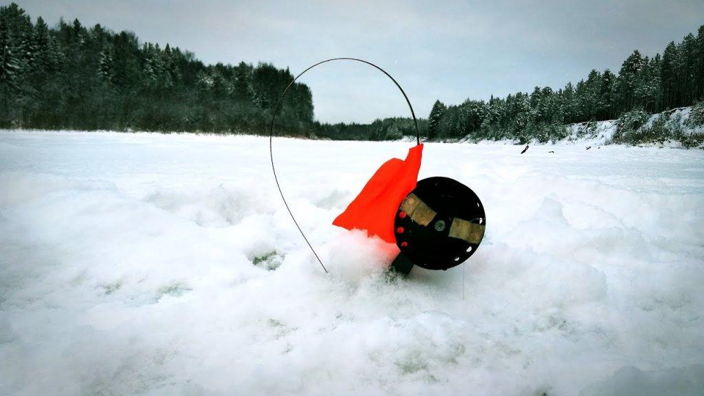 Первая рыбалка на жерлицы / жерлицы на таежной реке / розыгрыш приза / наедине с тайгой
