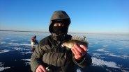 Открытие сезона на Горьковском водохранилище