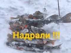 Рыбалка 2018.Неожиданный балансир.Зимняя рыбалка 2018.