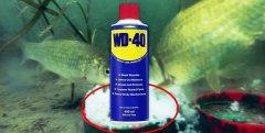 Странная реакция рыбы на WD-40. Автор ответил на все вопросы