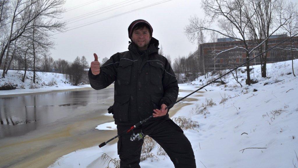 Что за костюм Rapala Nordic Ice?