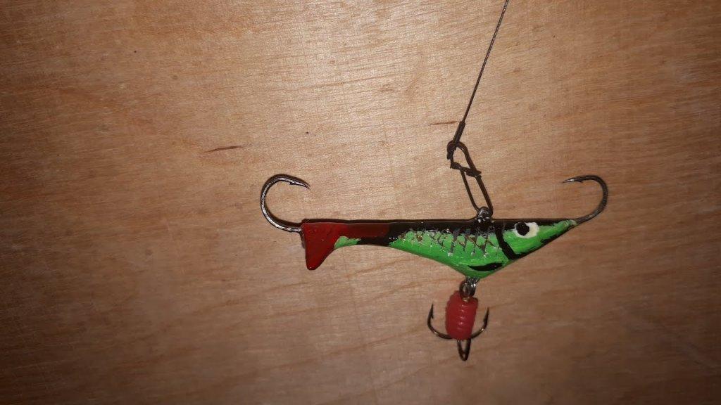 Самодельные балансиры для рыбалки
