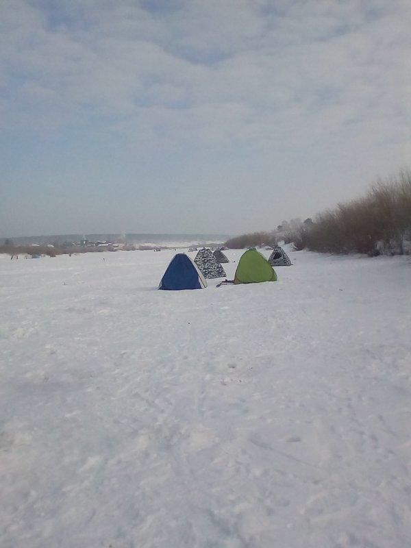 Морозное Мотковское утро -22 четверг 24 января.