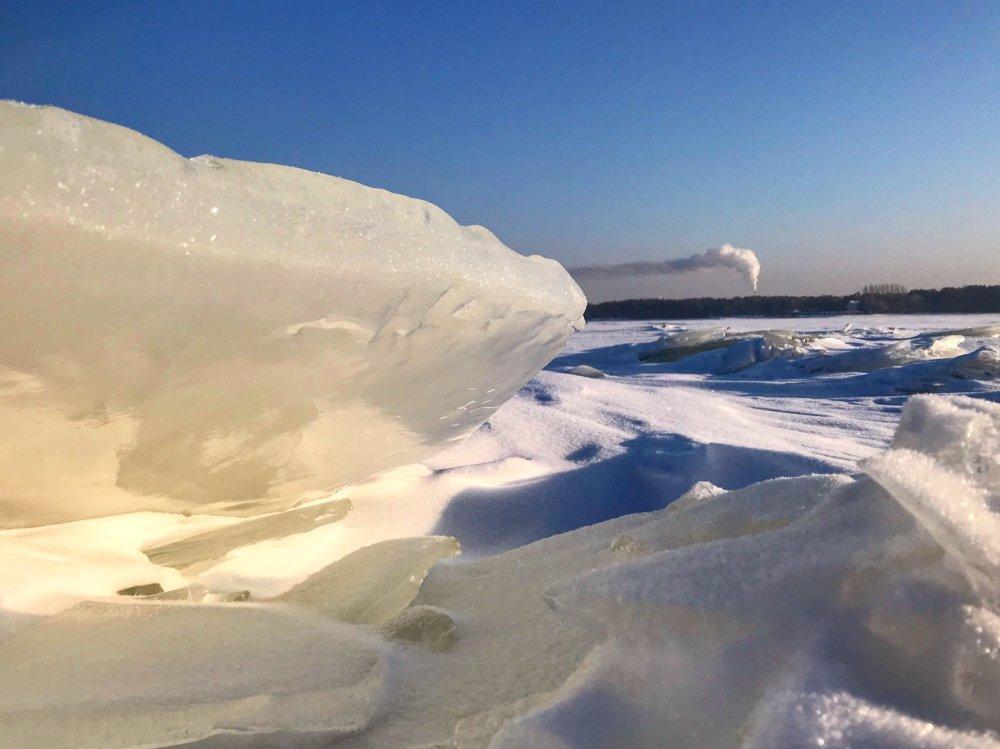 Обские льды