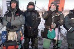 Шестой Черноярский кубок по лову рыбы со льда