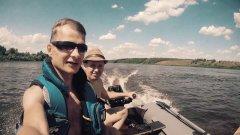 Как мы рыбачили на Оке на спиннинг и фидер. В прилове щука да подлещик