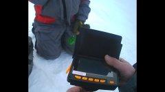 Моя подводная камера для зимней рыбалки. Как найти окуня…