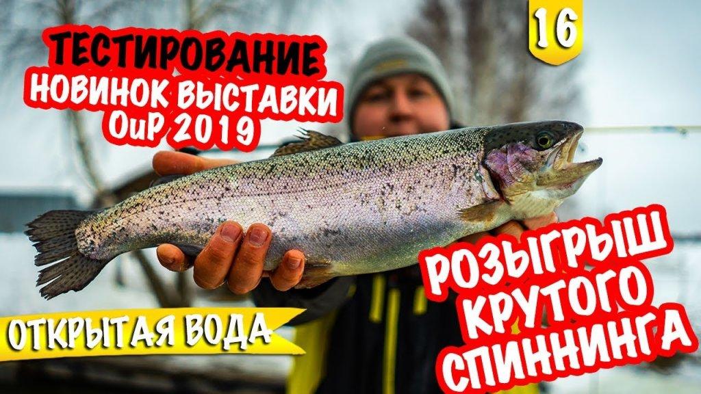Выставка вднх, конкурс, охота и рыболовство 2019, тестирование новинок
