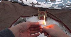 Иванушка-Рыбачок и взрыв в рыболовной палатке…