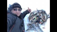 Половили окуней. Ловля рыбы на балансир и ратлин. Часть 2