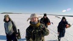 Соревнования по зимней рыбалке «Куйтин Кала». Мы победители