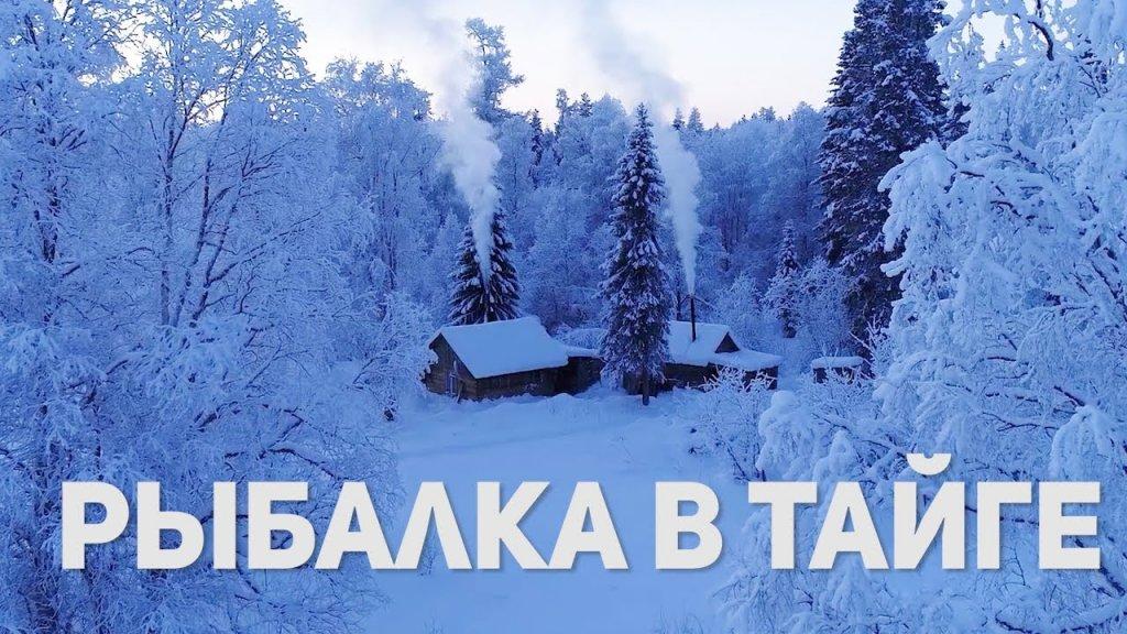 Рыболовная экспедиция в Архангельскую тайгу. Часть 2