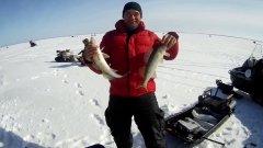 Рыбалка. Ловим судака на блесна и ратлины