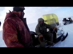 Видео отчёт рыбалки на Масленицу. Судак на блесну.