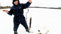 Как мы рыбачили на Севере на мормышку и на блесну