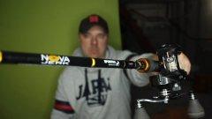 Обзор нового спиннинга Nova Jerk от Sportex. Для трофейной рыбалки.