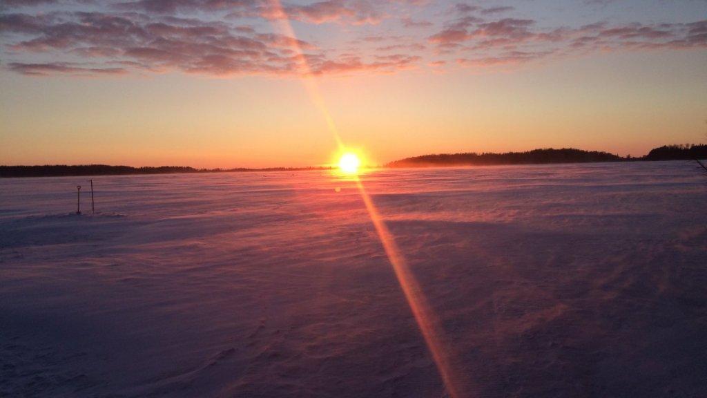 Последний лед,  ТО, 18-21 апреля 2019 года