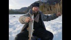 Тувинская рыбалка/Закрытие сезона