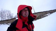 Поиск судака на Обском водохранилище