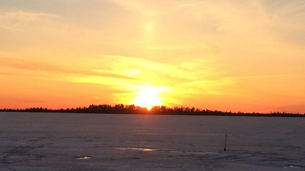 9-11 мая 2019  в ТО  рыбалка на льду
